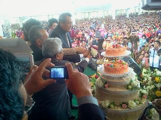 70 Tahun Gereja Pentakosta Indonesia