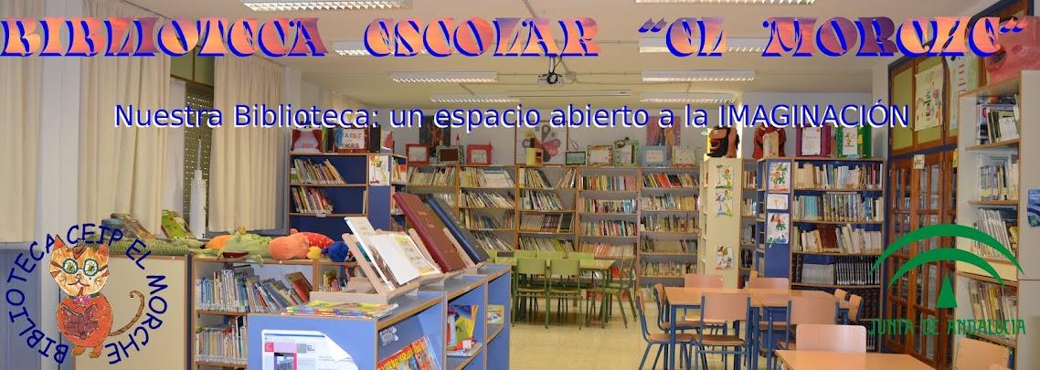 """Biblioteca Escolar """"El Morche"""""""