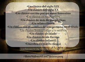 Volver A Los Clásicos 2015