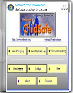 Childsafe Keylogger full version serial keygen