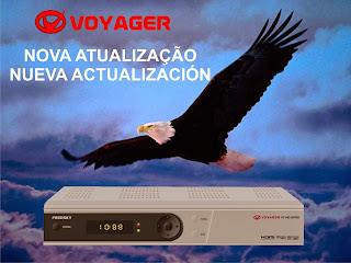 FREESKY VOYAGER GPRS HD NOVA ATUALIZAÇÃO - 27/11/2013