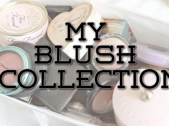 My Blush Collection - November 2014.