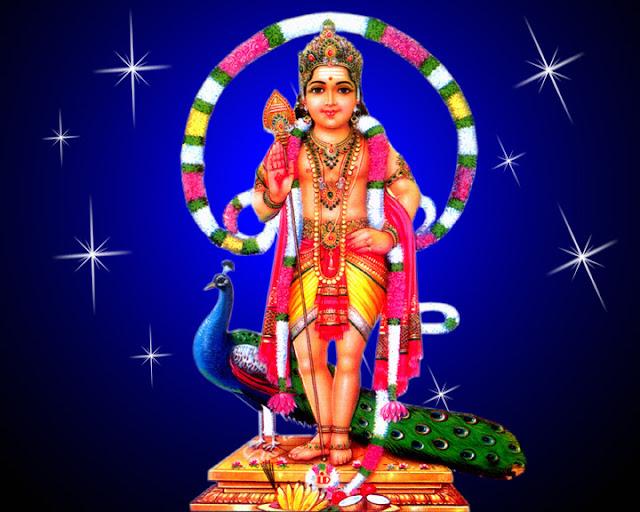 Lord Karthikeyan