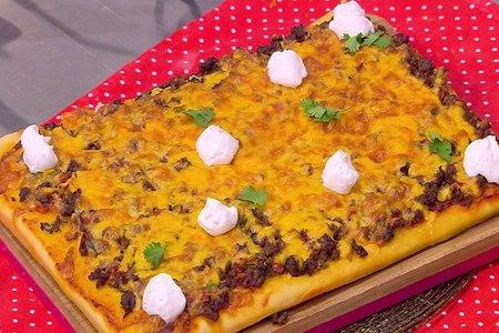 بيتزا تاكو