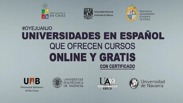 Universidades Con Cursos Y Clases Online Gratis Y Con Certificaciones Danza Comun Clases Cursos Baile Danza Yoga
