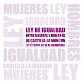 LEY IGUALDAD CASTILLA LA MANCHA