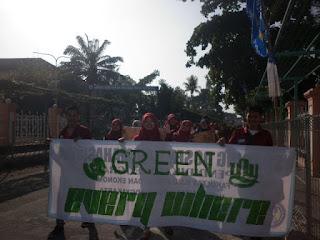 Peringatan Hari Lingkungan Hidup Sedunia ala Kami