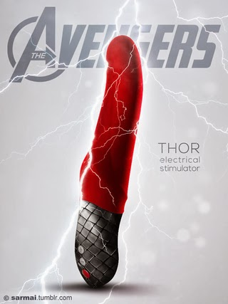 Rather Mighty thor vibrator final, sorry
