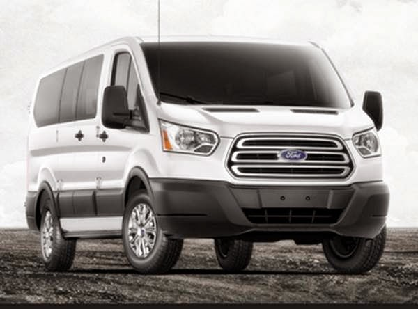 2015 Ford Transit Van Release Date