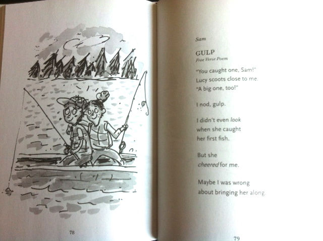 One page to the next gone fishing for Gone fishing poem