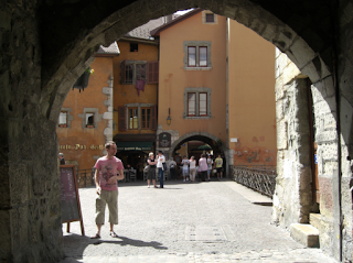 The Arches of Annecy Vielle Ville - Old Town