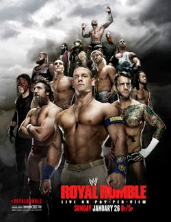 WWE Royal Rumble Full Show 2014
