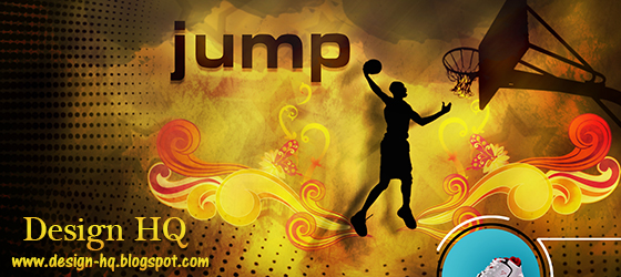 cool sports basketball psd dunk material download free photoshop