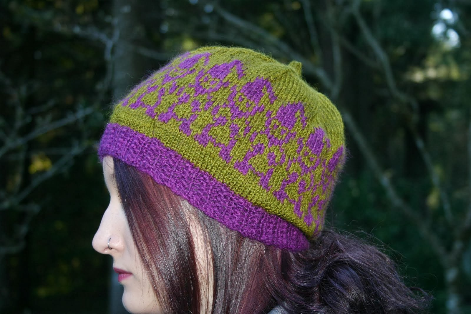 Gnomish Hat Pattern