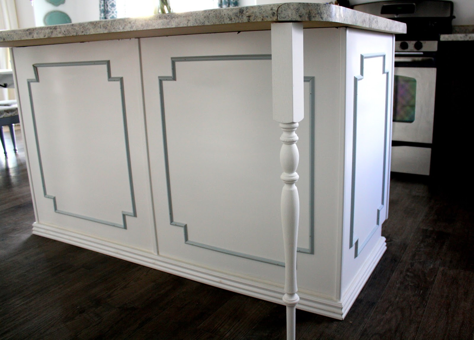 nifty thrifty momma my dream kitchen part 1 painting our