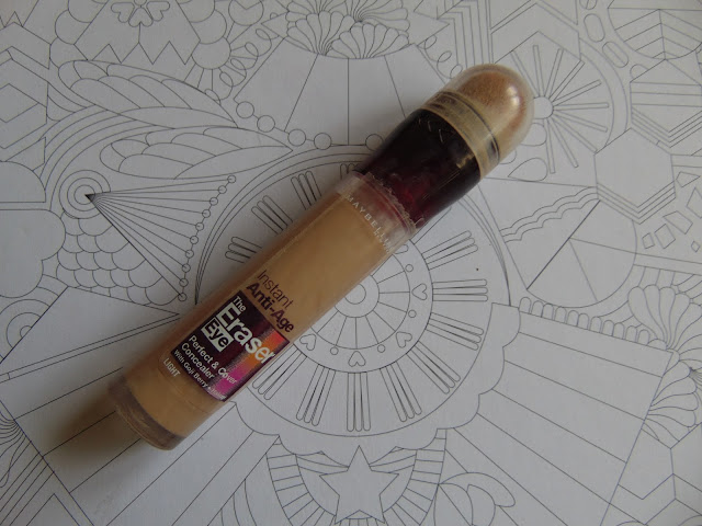 Disappointing products - Strike 2!! maybelline age rewind concealer