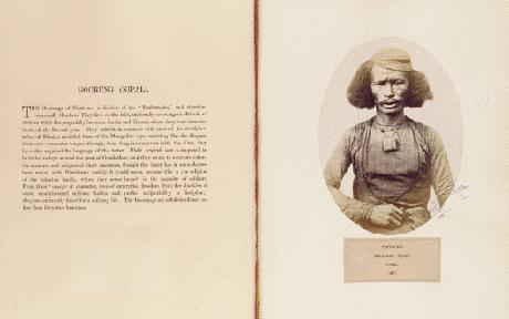 &#39;The People of India&#39;, J.F. Watson and J.W.Kaye eds., 1868-1875