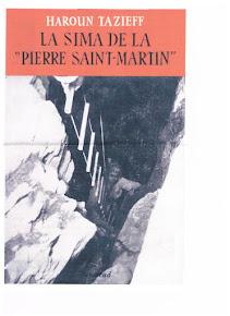 Sima de San Martín. Francia.