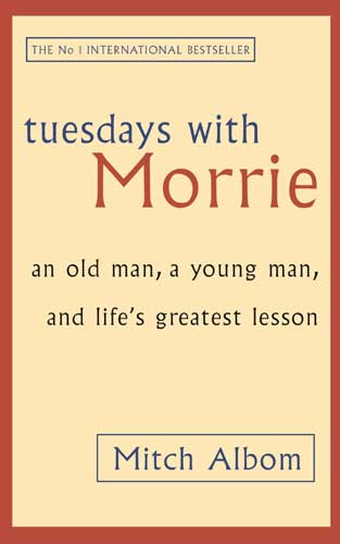 tuesdays with morrie book report A teacher for eternity tuesdays with morrie is all about an old man, a young man and life's greatest lesson the novel tuesdays with morrie by mitch albom is a must.