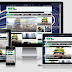 MKRflat - Responsive Magazine/News Blogger Template