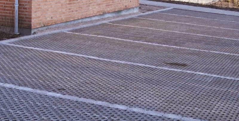 FC-beton, belægninger, betonfliser