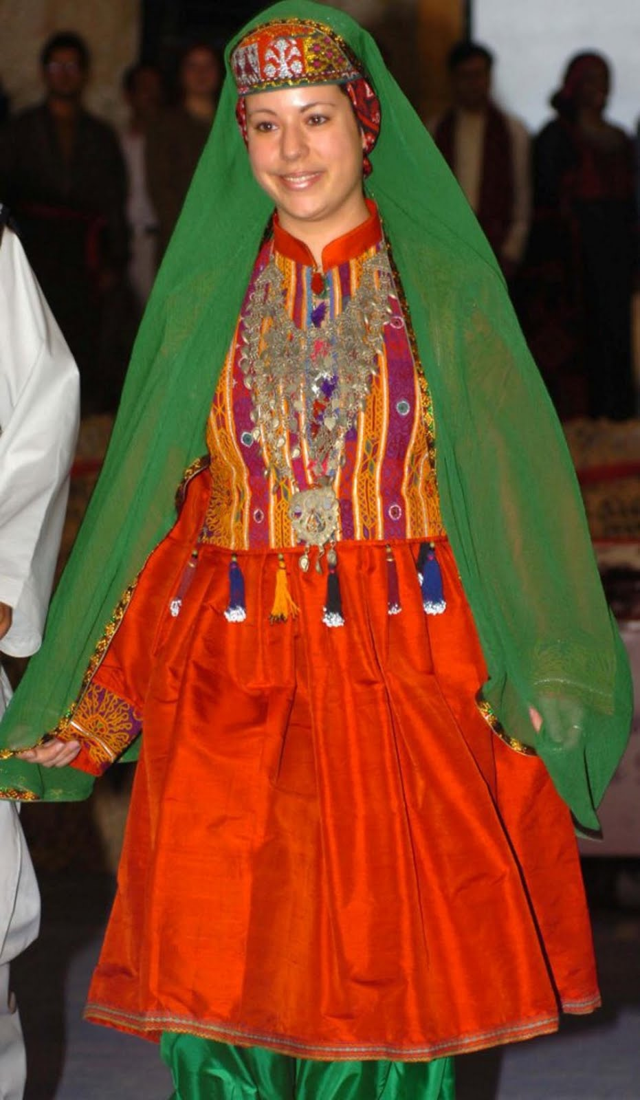 Afghan traditional clothes online