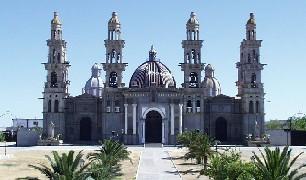 Catedral Basilica de Nuestra Madre del Palmar Coronada
