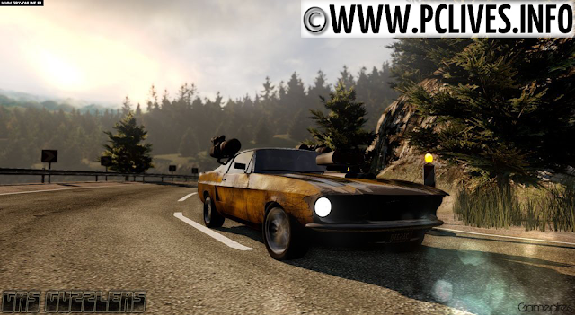 full and free pc game Gas Guzzlers Combat Carnage download