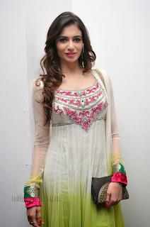 Simran Kaur in cute beautiful Salwar