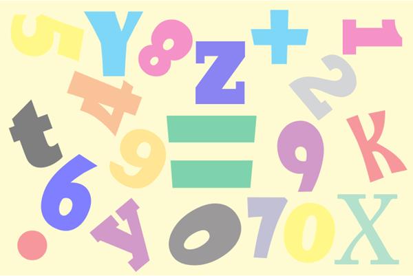 Um aluno curioso, brincando com Álgebra