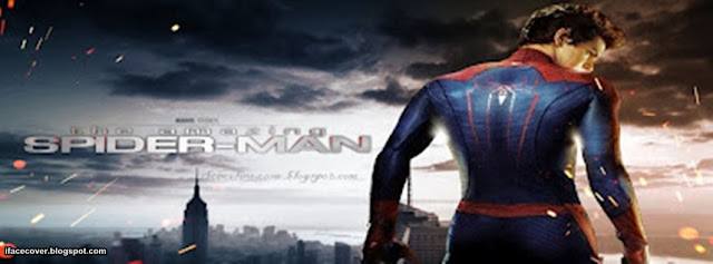 The-Amazing-Spider-Man 2 Movie Facebook Profile Cover
