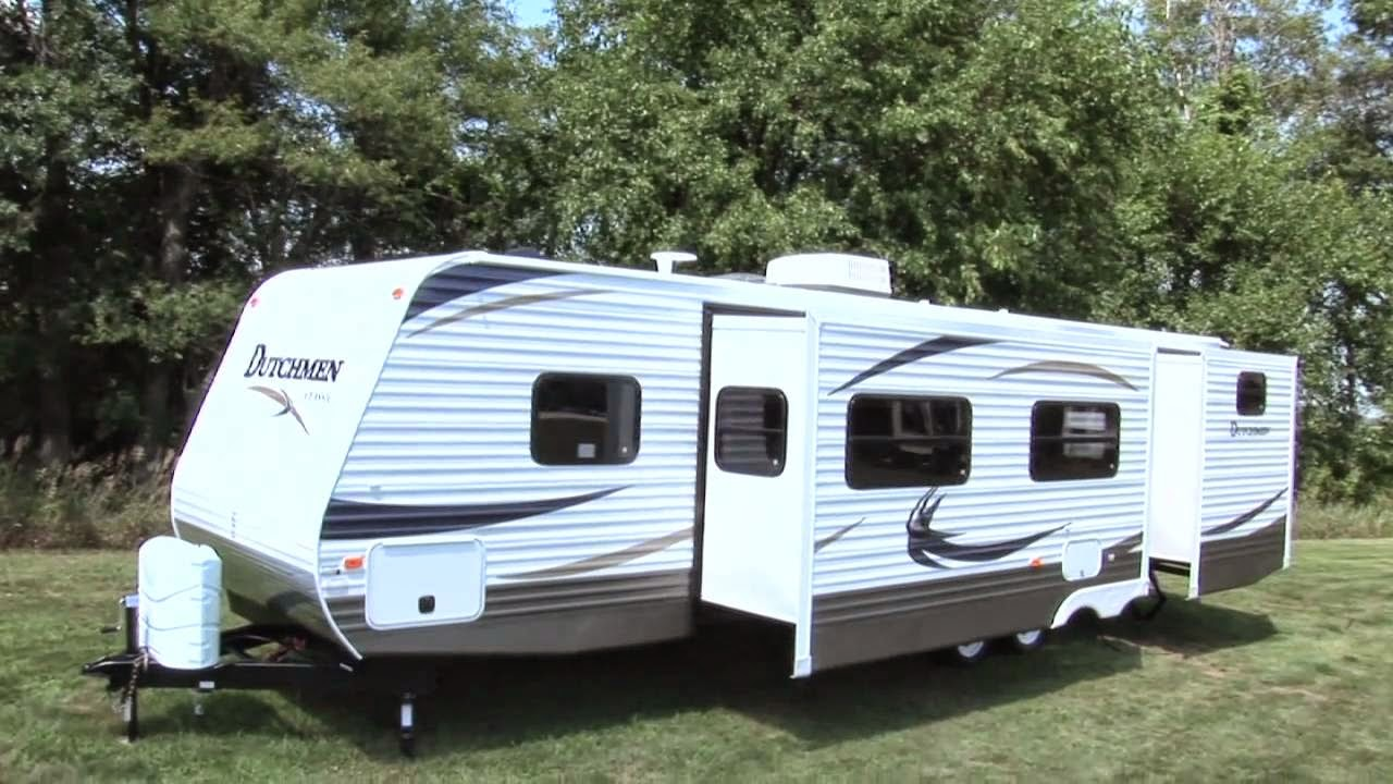 Classic Cars Reviews The Dutchmen 816 Small Travel Trailer