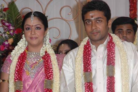 SuryaJyothika Wedding Wallpapers