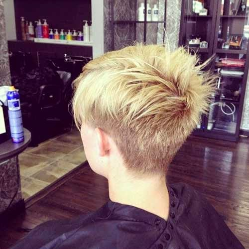 30 Spiky Short Haircuts