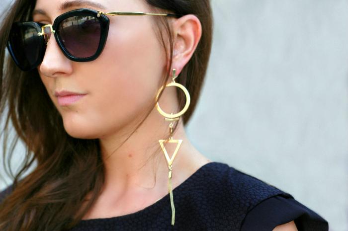Jewely Trends 2016 - Single Earrings