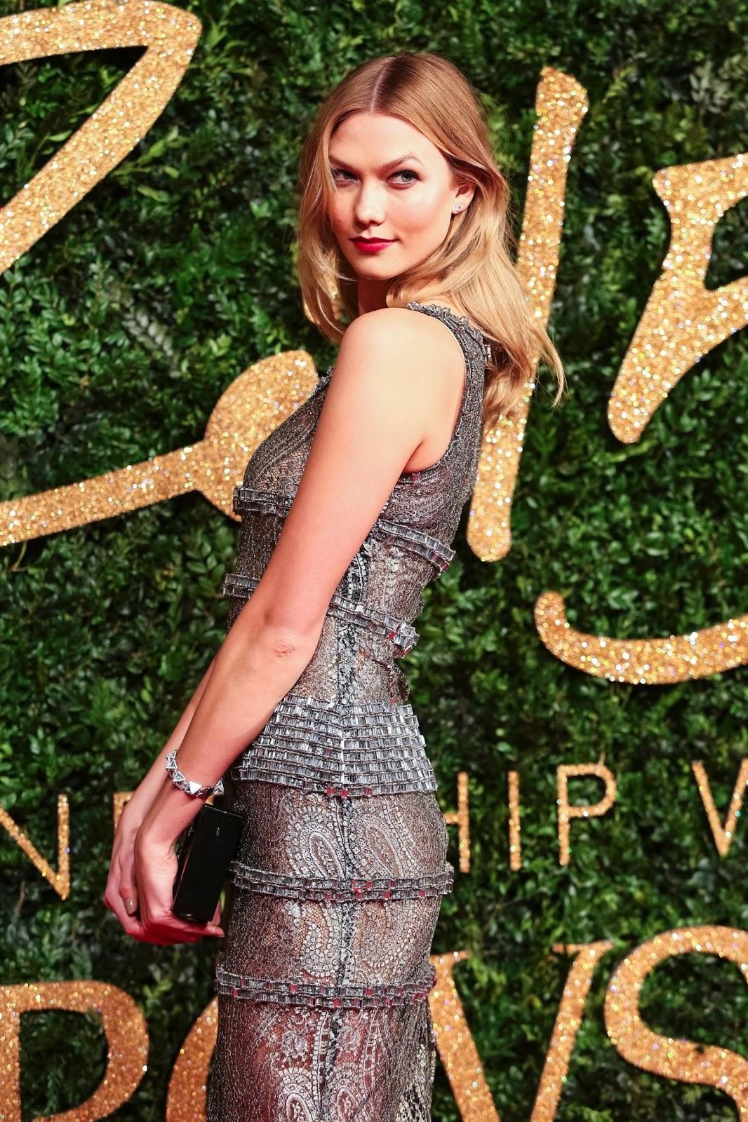 Karlie Kloss in London 2015 , Karlie Kloss 2015