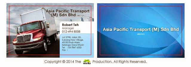 Asia Pacific, Transport