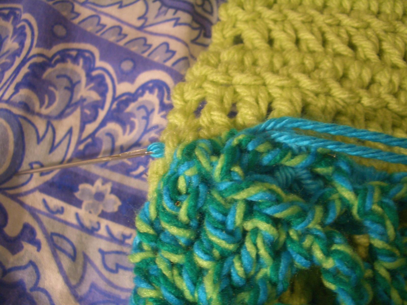 Crochet Parfait: Shell Pattern Pillowghan