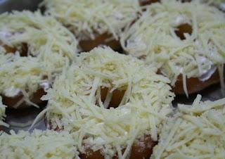 resep donat kentang spesial coklat keju