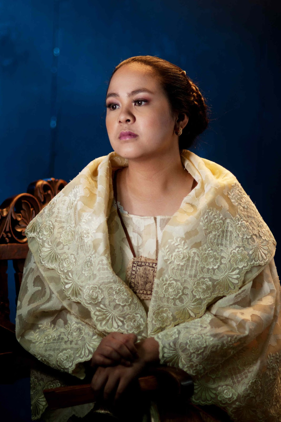 NOLI+01 - Elegance of the Filipina in Maria Clara Dress - Philippine Photo Gallery