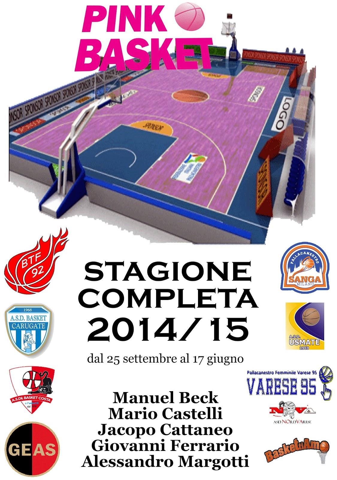Stagione completa 2014/15