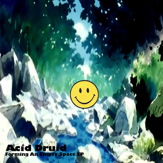 Acid Druid : Forming An Empty Space EP