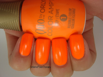 Quo by Orly Color Amp'd Flexible Color - Sunset Strip
