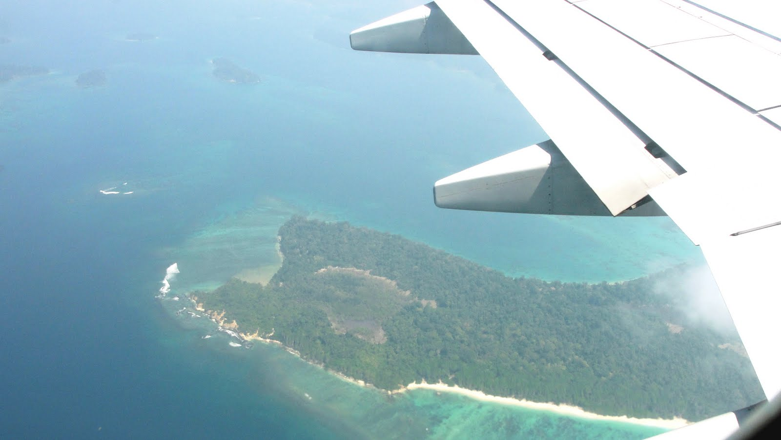 Nicobar islands airport