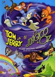 Tom and Jerry E o Mágico de Oz Dublado 2011