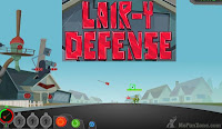 Lair Y Defense walkthrough.