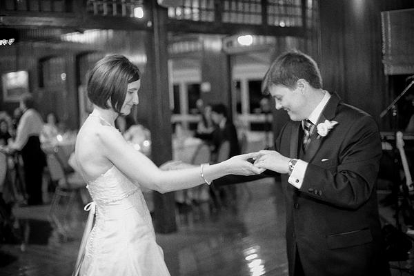 Squantum Association Wedding