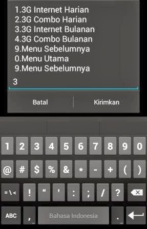 Cara Daftar Paket Internet Android Telkomsel Terbaik 2014