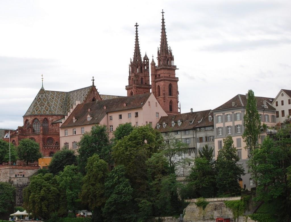 Basileia Basel Bâle Basilea Suíça