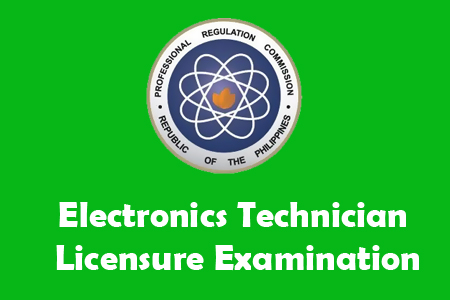 Electronics Technician Board Exam Results October 2012